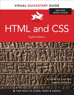 Html and Css By Castro, Elizabeth/ Hyslop, Bruce